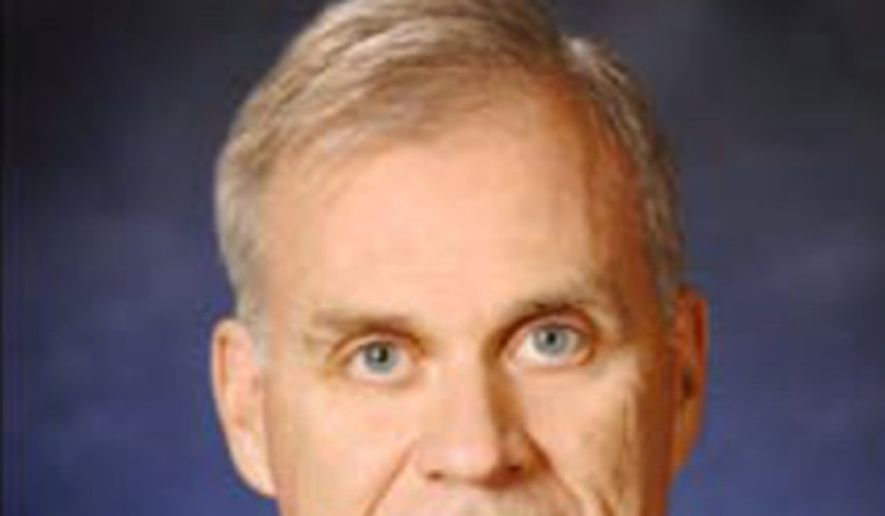 Richard V. Spencer, Donald Trump's pick for Secretary of the Navy, is shown here in a profile photo from the Center for New American Security, where Mr. Spencer serves on an advisory board.