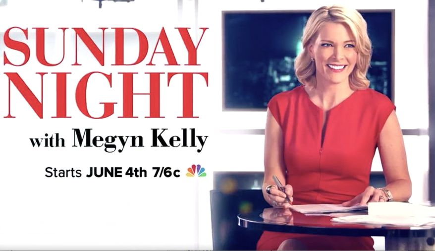Former Fox News host Megyn Kelly debuts on NBC News on Sunday, June. 4. (NBC)