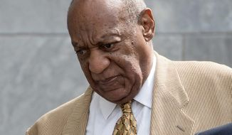 Bill Cosby. (Associated Press)
