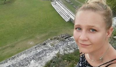 Reality Leigh Winner (Image: Facebook)