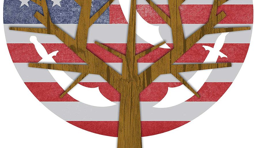 Home Grown Terrorism Illustration by Greg Groesch/The Washington Times