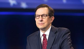 Fox News Sunday host Chris Wallace is among the network's anchors enjoying increased ratings. Despite turmoil, Fox tops its competition. (Fox News)