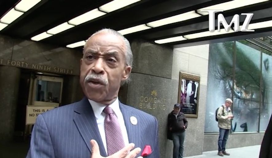"""Al Sharpton says Bill Maher's use of the N-word during his live HBO show was """"disgraceful,"""" and demanded the late-night comedian be """"held accountable"""" for his actions. (TMZ)"""