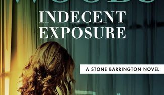 "This book cover released by G.P. Putnam's Sons shows ""Indecent Exposure,"" by Stuart Woods. (G.P. Putnam's Sons via AP)"