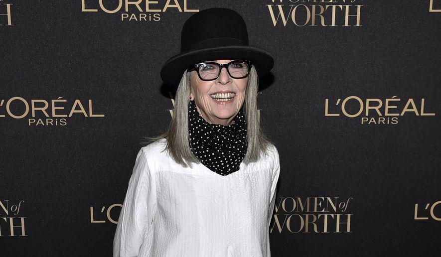 Diane Keaton talks mom & dad, gratitude ahead of AFI honor