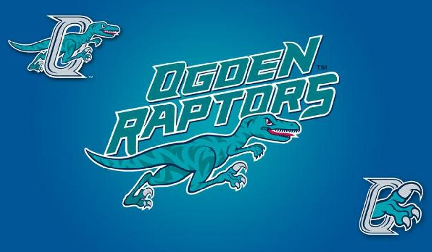 "Ogden Raptors logo, via Minor League Baseball. The Utah ball club found itself in a firestorm Tuesday over an ""Hourglass Appreciation Night"" promotion which critics said was sexist and objectified women. The team has apologized and said the press release announcing the promotion was sent without the approval of team ownership or management. [https://milb.bamcontent.com/assets/images/1/5/6/148320156/cuts/Ogden_Raptors_new_logo_960_2_fcead45w_9501jcjn.jpg]"