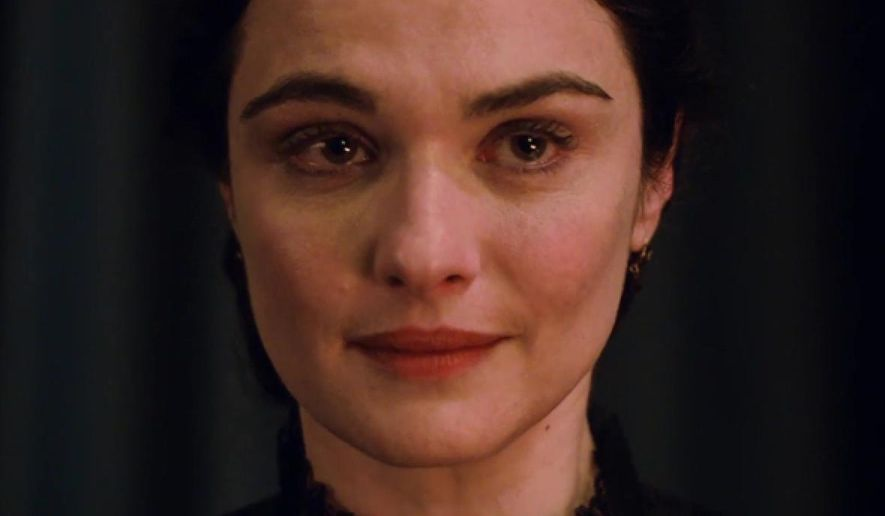 "Rachel Weisz in a scene from ""My Cousin Rachel.""  (Slate)"
