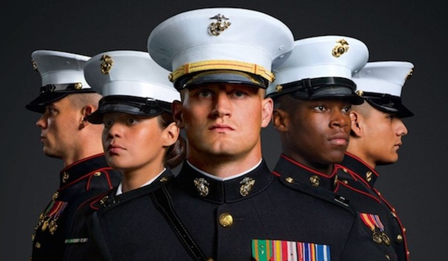 marine fresh from boot camp denied high school graduation walk over