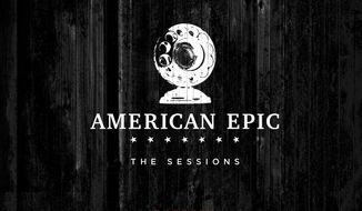"""This cover image released by Columbia Records shows """"American Epic: The Sessions,"""" performed by various artists. (Columbia Records via AP)"""