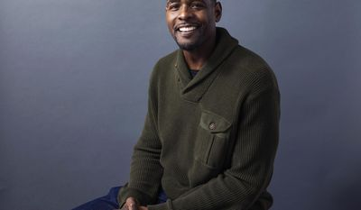 "FILE- In this Jan. 25, 2015, file photo, former NBA basketball player and producer Chris Webber poses for a portrait to promote the film, ""Unexpected"", at the Eddie Bauer Adventure House during the Sundance Film Festival in Park City, Utah. Webber announced on Instagram June 4, 2017, that he and wife Erika have welcomed twin babies. (Photo by Victoria Will/Invision/AP, File)"