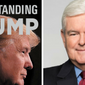 """Understanding Trump"" --the new book by Newt Gingrich"