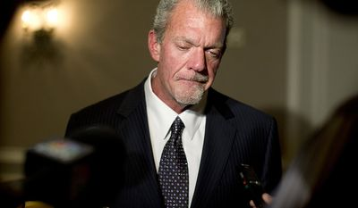 Jim Irsay is the owner and CEO of the Indianapolis Colts. On March 16, 2014, Irsay was arrested under suspicion of DUI and drug possession in Carmel, Indiana. According to Indianapolis Star sports columnist Bob Kravitz, Irsay had an ongoing drug problem. This was highlighted when it was later revealed that Irsay's mistress, Kimberly Wundrum, had overdosed and died in a house that Irsay controversially purchased with money belonging to the Indianapolis Colts. Irsay's daughter, Carlie, took over the day-to-day operations of the Colts while he was in rehab. On September 2, 2014, shortly after pleading guilty to OWI and being sentenced to one year of probation, Irsay was suspended by the NFL for six games and fined $500,000