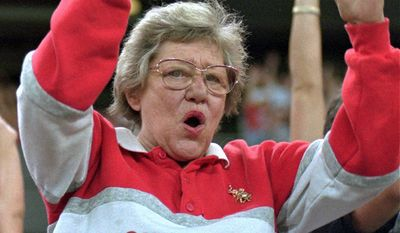 Marge Schott was the managing general partner, president and CEO of the Cincinnati Reds franchise from 1984 to 1999. Her controversial behavior during her tenure as owner of the Reds included slurs towards African-Americans, Jews, and persons of Japanese ancestry. She was banned from managing the team by the MLB from 1996 through 1998 due to statements in support of German domestic policies of Nazi party leader Adolf Hitler; shortly afterwards, she sold the majority of her share in the team