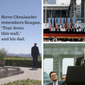 """Steve Chealander, a Military Aide to President Ronald Reagan, shares his remembrances of the historic """"Tear down this wall"""" day--June 12, 1987."""