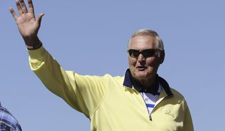 "FILE - In this Sept. 20, 2015, file photo, former NBA player Jerry West greets fans during drivers introduction for the NASCAR Sprint Cup Series auto race at Chicagoland Speedway in Joliet, Ill. West could be leaving his job as an adviser to the NBA champion Golden State Warriors to take a similar role with the Los Angeles Clippers. West told ESPN he's intrigued at the prospect of working for team owner Steve Ballmer, whom he calls ""a winner."" (AP Photo/Matt Marton, File)"