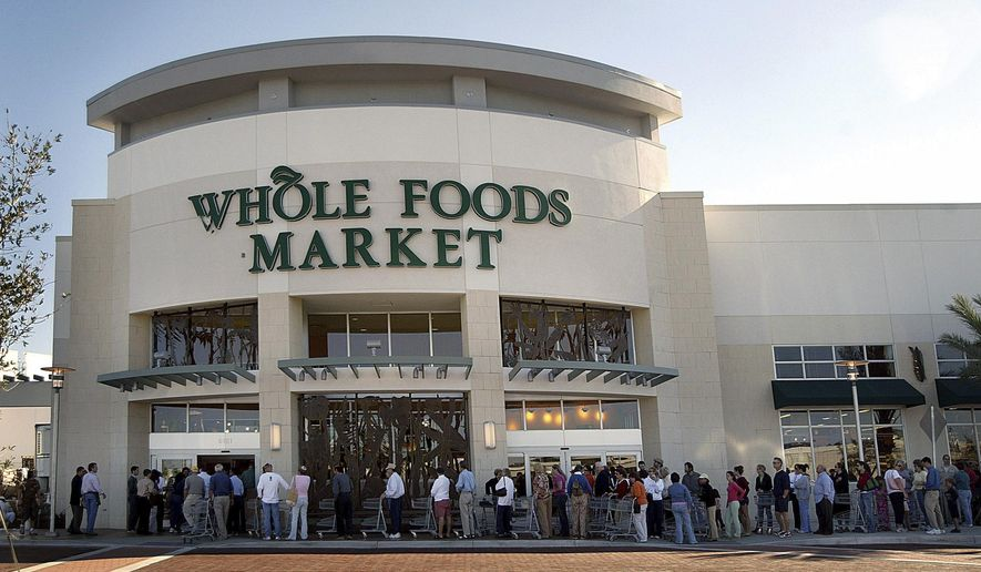 Whole Foods Presidential Day