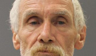This undated photo provided by the Minnesota Department of Corrections shows Donald Albin Blom. Blom convicted in the 1999 killing of convenience store clerk Katie Poirier is now in a medium-security prison in Faribault, Minn. Blum was shifted in February 2017 from a maximum-security prison in Oak Park Heights, Minn. (Minnesota Department of Corrections via AP)