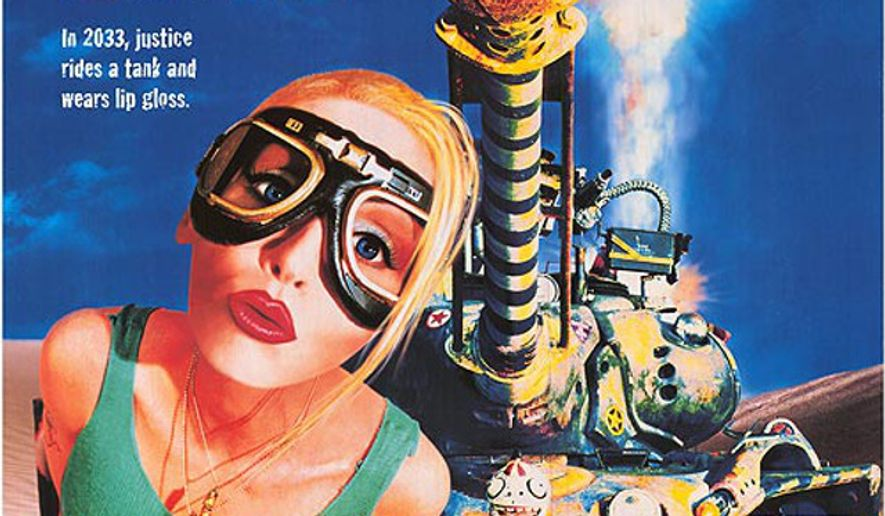 """Poster for 1995's """"Tank Girl,"""" via MoviePoster.com (MoviePoster.com)"""