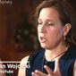 """YouTube CEO Susan Wojcicki speaks to CNN about """"micro aggressions"""" in the workplace, May 4, 2017 (YouTube, CNN) ** FILE **"""