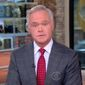 "In his penultimate broadcast as anchor of ""CBS Evening News,"" Scott Pelley questioned whether Wednesday's assassination attempt of Republican members of Congress was self-inflicted ""to some degree."" (CBS News)"