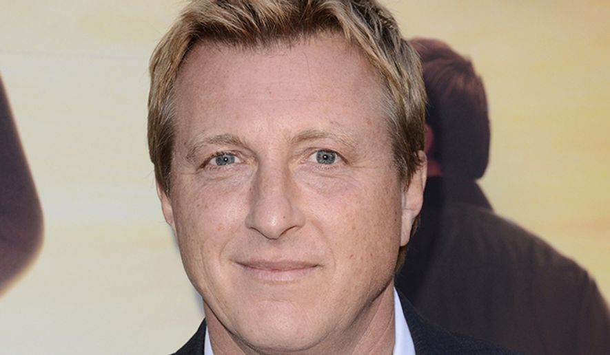 "William Zabka - actor, screenwriter, director and producer. He is best known for his roles in several iconic 1980s films, such as his role as Johnny Lawrence in 1984's The Karate Kid. In 2004, he was nominated for an Academy Award for co-writing and producing the film ""Most."""