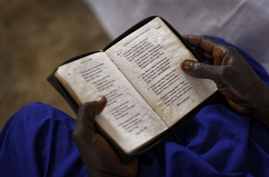 More than 1.6 million Anglicans and almost 800,000 Catholics in Uganda have converted to Islam, Pentecostal Christianity or traditional African beliefs, according to the 2014 census. The nation's Muslims say their community is growing fast. (Associated Press/File)