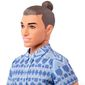 "Ken gets a man bun: Barbie announced its ""Next Gen Ken"" lineup Tuesday, revealing 15 new ""diverse"" Ken dolls with different body types, skin tones, and hairstyles. (barbie.mattel.com)"
