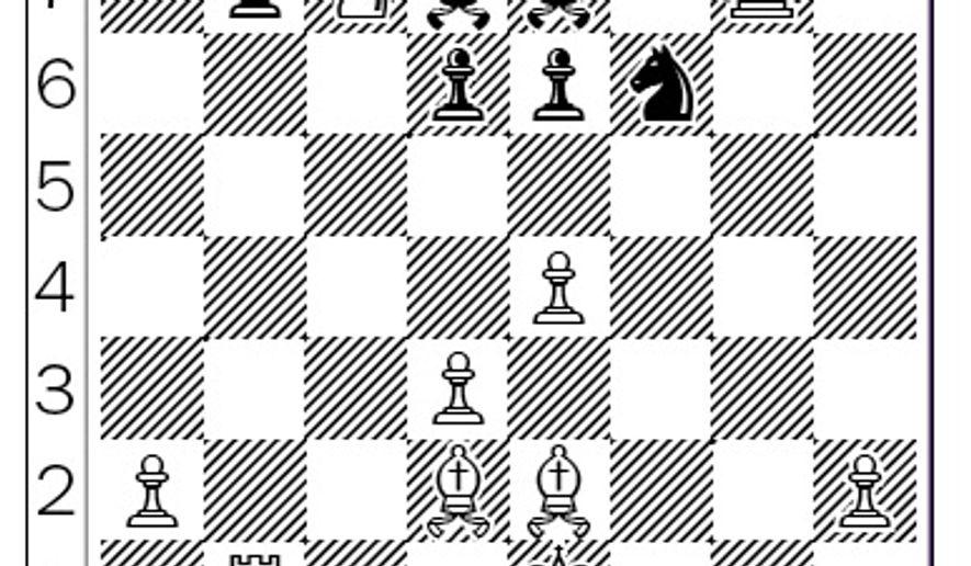 Caruana-Nakamura after 22. cxd3.