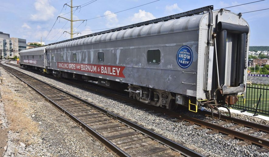 Erie-Lackawanna group adds circus cars to collection
