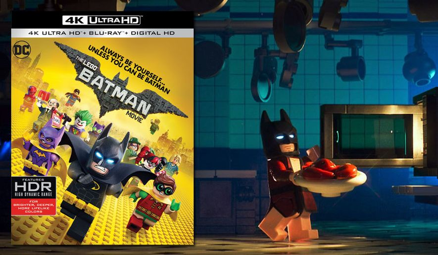 The Lego Batman Movie' review (4K UHD) - Washington Times