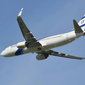 An El Al airliner in flight, photo via the El Al Israel Airlines USA Facebook page.