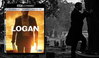 "Hugh Jackman stars as a broken Wolverine in ""Logan,"" now available on 4K Ultra HD from 20th Century Fox Home Entertainment."