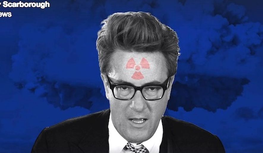 """MSNBC host Joe Scarborough of """"Morning Joe"""" released a five-track EP titled """"Mystified"""" on Friday, June 23, 2017. (Facebook, Joe Scarborough)"""