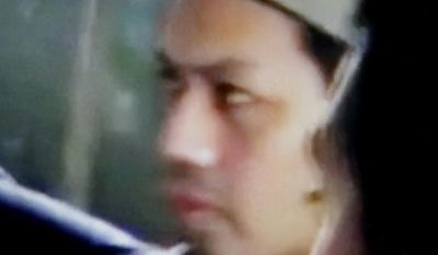 This image taken from an undated video shown to The Associated Press by the Philippine military shows Malaysian militant Mahmud bin Ahmad who helped lead and finance the siege in southern Marawi city. Philippine Armed Forces Chief Gen. Eduardo Ano told The Associated Press on Friday, June 23, 2017, that Mahmud bin Ahmad died June 7, 2017, from wounds sustained in fighting with government troops in Marawi last month. (Philippine military via AP)