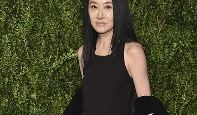Fashion designer Vera Wang (born June 27, 1949) was a figure skater in high school, she trained with pairs partner James Stuart, and competed at the 1968 U.S. Figure Skating Championships. She was featured in Sports Illustrated's Faces in the Crowd in the January 9, 1968 issue. When she failed to make the US Olympics team, she entered the fashion industry. Wang was hired to be an editor at Vogue immediately upon graduation from Sarah Lawrence, making her the youngest editor at that magazine. She stayed at Vogue for 17 years, leaving in 1987 to join Ralph Lauren, who she worked for 2 years. At 40, she resigned and became an independent bridal wear designer