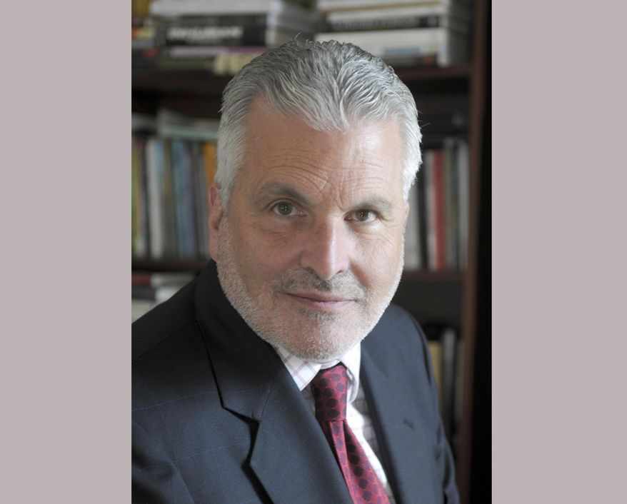 This Dec. 9, 2007 photo released by Yale University shows J.D. McClatchy, a longtime editor of The Yale Review, one of the world's oldest literary publications, in New Haven, Conn. McClatchy, a prize winning poet and librettist, said he is leaving The Yale Review, effective at the end of this month. (Yale University via AP)