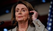 House Minority Leader Nancy Pelosi fiercely defended her tenure last week. Fervor against her dissipated when it became clear that no one else was ready to take over. (Associated Press/File)