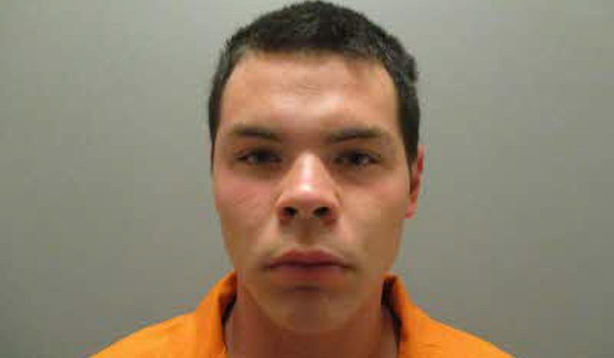This undated photo provided by the Uvalde County jail in the Uvalde County Texas shows Jack Young. A grand jury has indicted Young, whom authorities accuse of causing a traffic collision that killed 13 people in a minibus returning from a church retreat in March. Uvalde County officials said Thursday, June 29, 2017, that 20-year-old Young was indicted Monday on multiple charges, including intoxication manslaughter. (Uvalde County jail via AP)