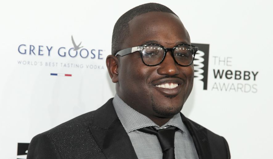 In this May 18, 2015, file photo, Hannibal Buress attends the 19th Annual Webby Awards at Cipriani Wall Street in New York. (Photo by Andy Kropa/Invision/AP, File)