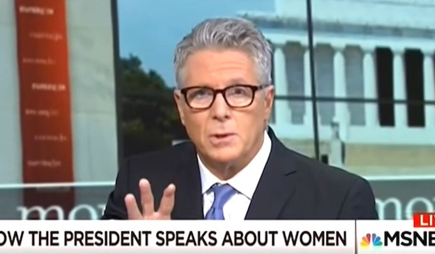 "Morning Joe panelist Donny Deutsch weighed in on the network's back-and-forth feud with President Donald Trump by challenging the president to a fight. ""We're from Queens. I'll meet you in the schoolyard, brother,"" he said while looking directly into the camera, June 30, 2017. (MSNBC screenshot)"