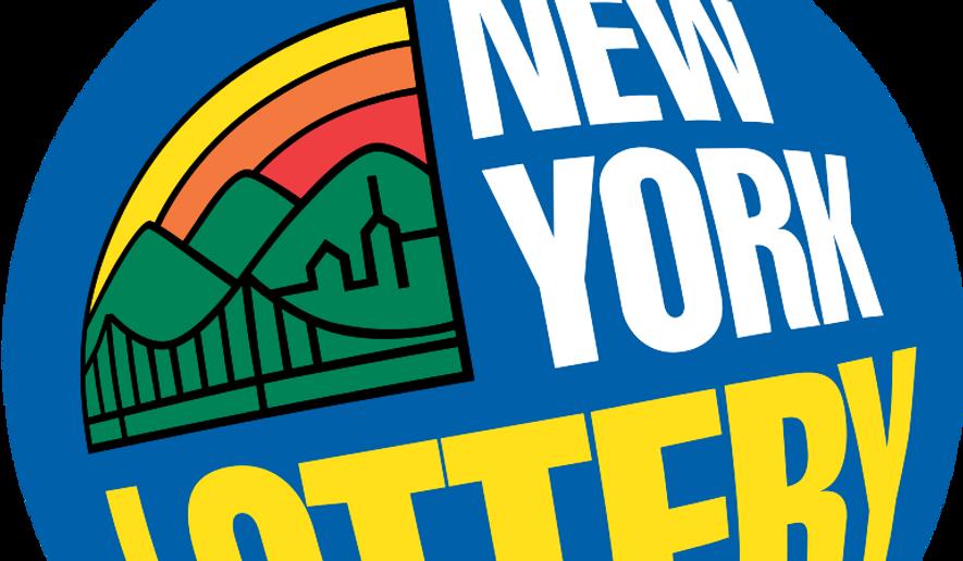 Logo for the New York Lottery, via Wikimedia Commons.