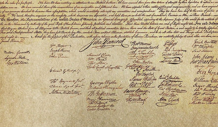 Image result for signers of declaration of independence