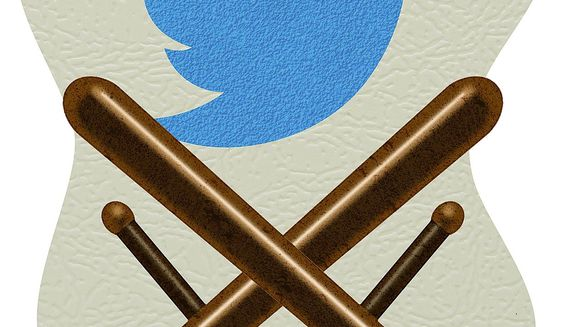 Trump Trouble with Twitter Illustration by Greg Groesch/The Washington Times