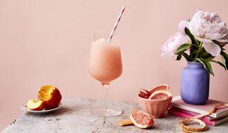Kelvin Slush, Cocktails, Ren Fuller, Renata Fuller