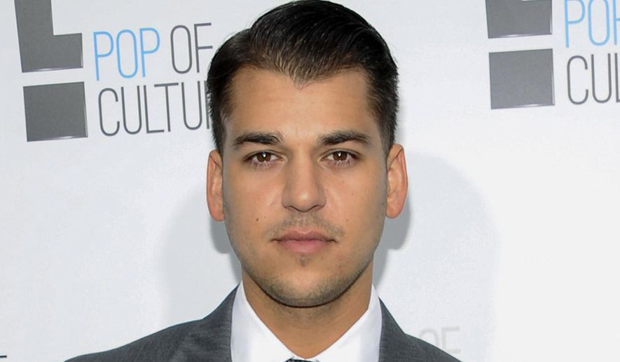"""In this April 30, 2012, file photo, Rob Kardashian from the show """"Keeping Up With The Kardashians"""" attends an E! Network upfront event in New York. Kardashian said Instagram shut down his page on Wednesday, July 5, 2017, following his flurry of posts attacking his former fiancee Blac Chyna. (AP Photo/Evan Agostini, File)"""