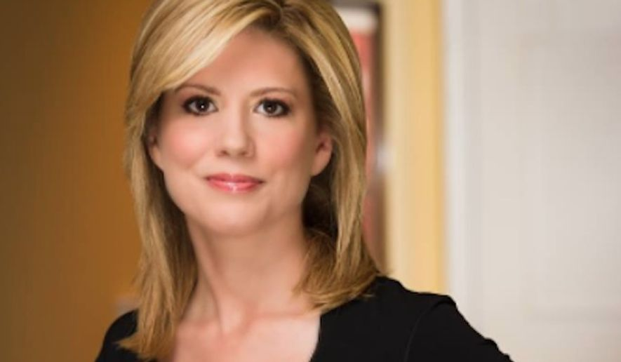 "CNN political analyst Kirsten Powers declared Thursday that private citizens do not have a ""right"" to remain anonymous so they can spew ""racist, misogynist, homophobic garbage."" (Kirsten Powers via Facebook)"