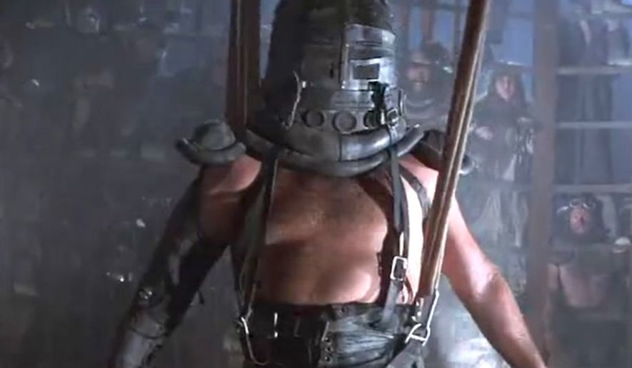 "CNN's Chris Cuomo told The New York Times on July 5, 2017, that he is ""comfortable going to work in Thunderdome every day,"" a reference to the 1985 movie ""Mad Max: Beyond Thunderdome,"" starring Mel Gibson. (Warner Bros.)"
