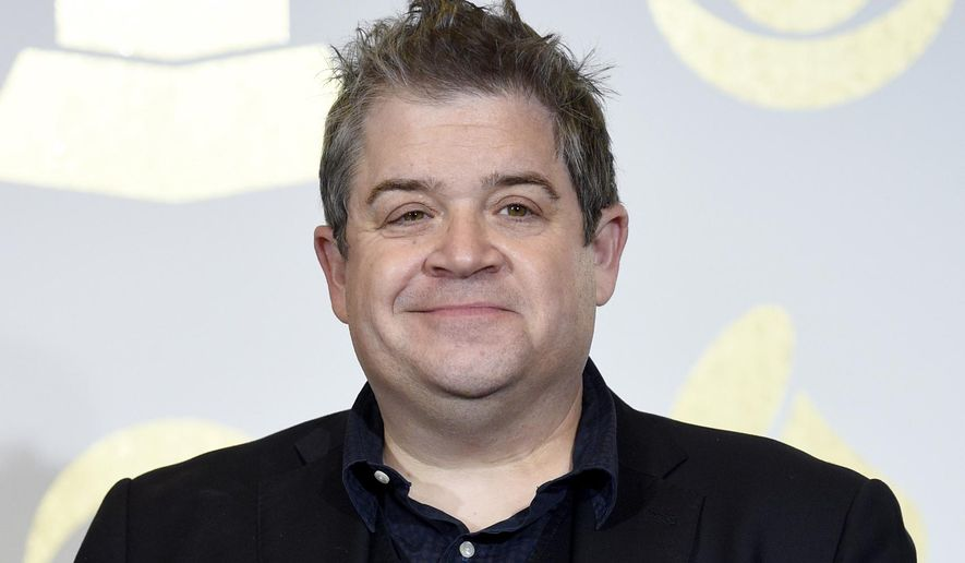 Americans try to keep sense of humor in face of pandemic People-patton_oswalt_04688_c0-116-1700-1107_s885x516