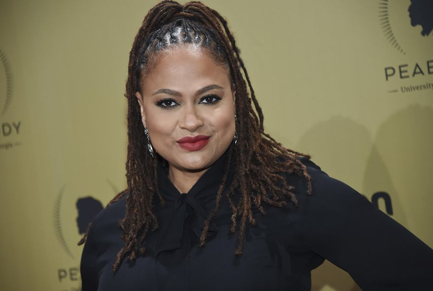 This May 20, 2017, file photo shows director Ava DuVernay at the 76th Annual Peabody Awards in New York. (Photo by Evan Agostini/Invision/AP, File)