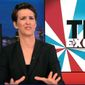 MSNBC host Rachel Maddow told viewers on July 6, 2017, that she was receiving high-quality fake documents showing collusion between President Donald Trump's associates and Russia. (YouTube, MSNBC)